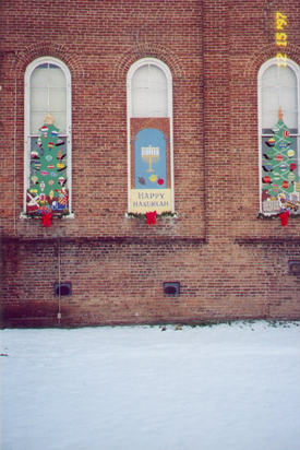 Holiday Sign Displays